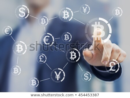 Stock photo: Euro Currency Symbol In Chains