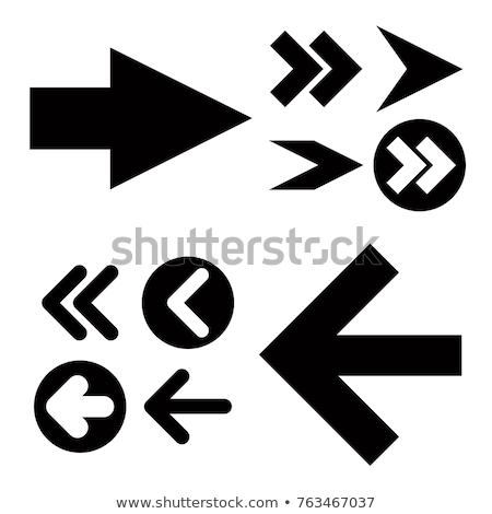 Creatieve web pictogram interface navigatie Stockfoto © studioworkstock