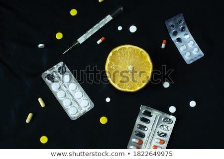 対 免疫の 高い 3dのレンダリング 抽象的な ストックフォト © Spectral