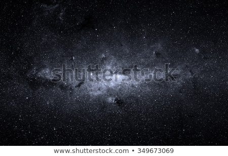 Stock photo: Natural background, abstract space. Elements of this image furnished by NASA.
