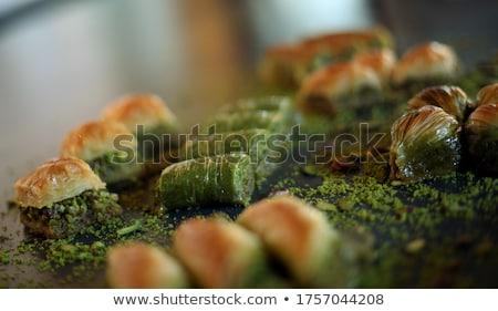 Turkish Baklava Stock photo © bosphorus