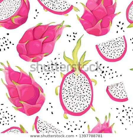 smoka · owoców · świeże · szczegółowy · obraz - zdjęcia stock © conceptcafe