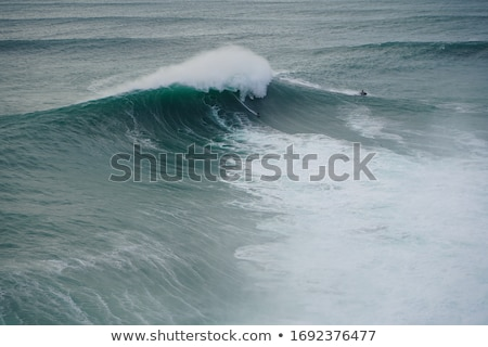 Fort in the sea Stock photo © fyletto