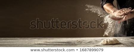 flour stock photo © trgowanlock