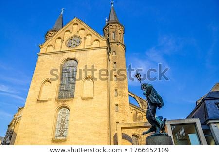 minster church in bonn germany stock photo © meinzahn