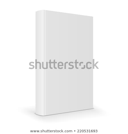 Blank book spine Stock photo © iunewind