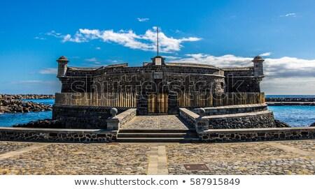 Fortress of San Juan, Tenerife, Spain Stock photo © neirfy