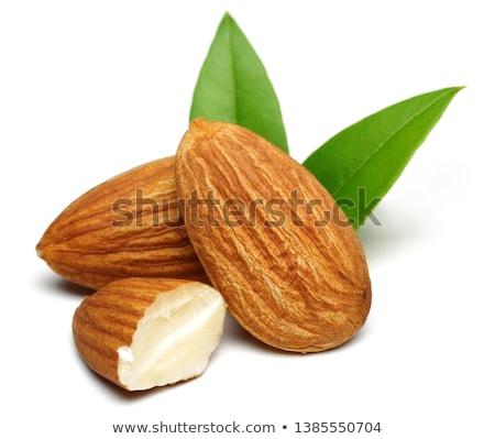 Sweet chocolat couvert fond noix Photo stock © Digifoodstock
