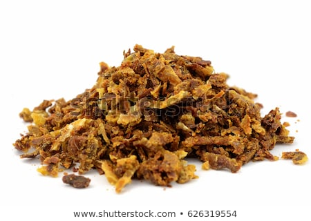 Propolis granules isolated on white background, bee product Stock photo © carenas1