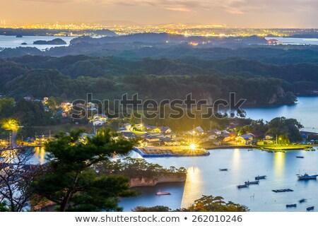 Panorama dinamica immagine uno migliore tre Foto d'archivio © RazvanPhotography