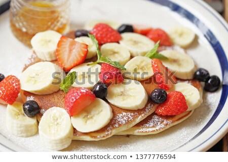 カロリー · 食品 · 表示 · 白 · プレート · 健康 - ストックフォト © dash