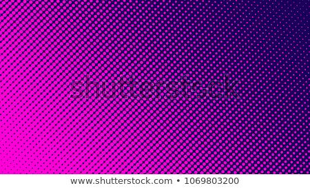 Abstract geometrica viola cerchio mezzitoni design Foto d'archivio © blaskorizov