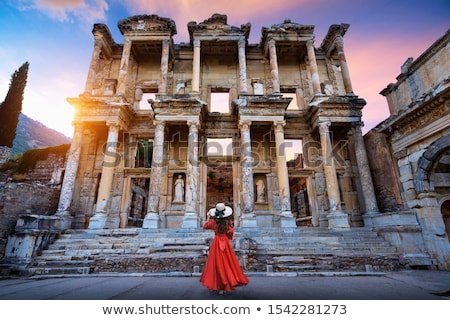 Ephesus ancient city Stock photo © grafvision