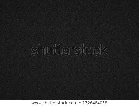 Decorative dark linen fabric textured background for interior, f Stock photo © Anneleven