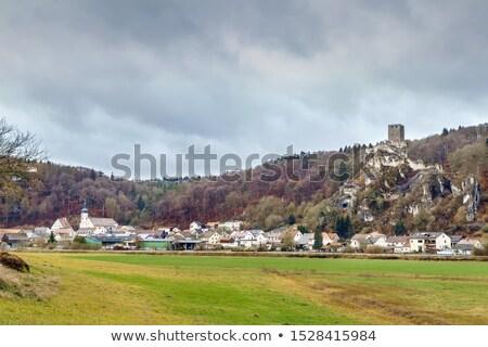Wellheim Castle, Germany  Stock photo © borisb17