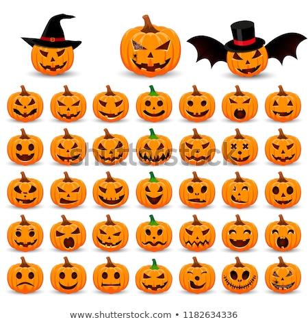 Big Halloween set Stock photo © Genestro