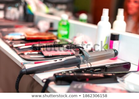 Professional cosmetics details. Shallow depth of field. Stock photo © moses