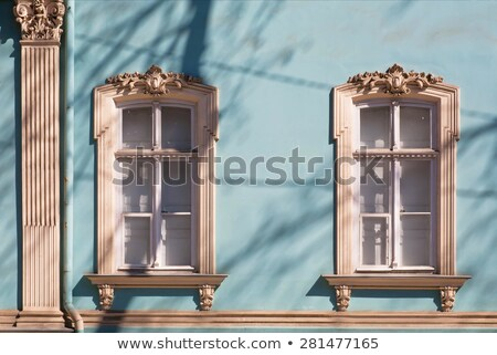 window of a historic building Stock photo © w20er