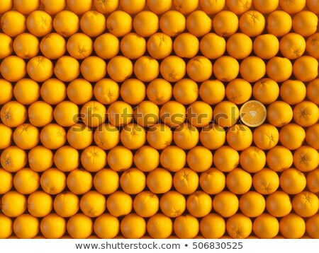 bunch of orange fruits stock photo © fuzzbones0