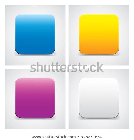 新しい コレクション バイオレット ベクトル アイコン デザイン ストックフォト © rizwanali3d
