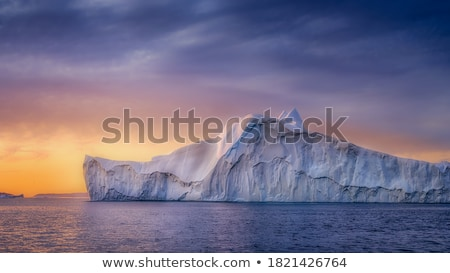 panoráma · tavasz · idő · hó · hegy · utazás - stock fotó © mady70