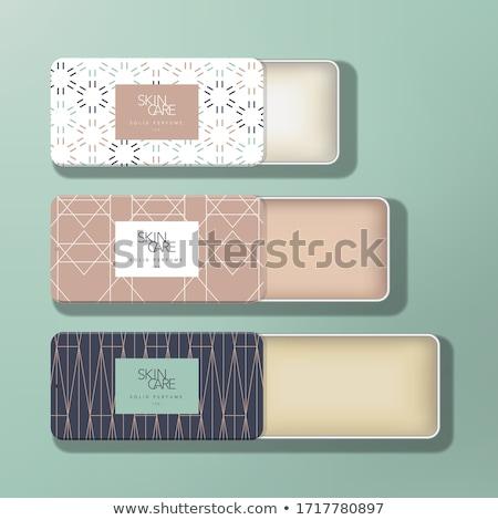 fioletowy · poduszka · przypadku · odizolowany · kolorowy · biały - zdjęcia stock © leonardi