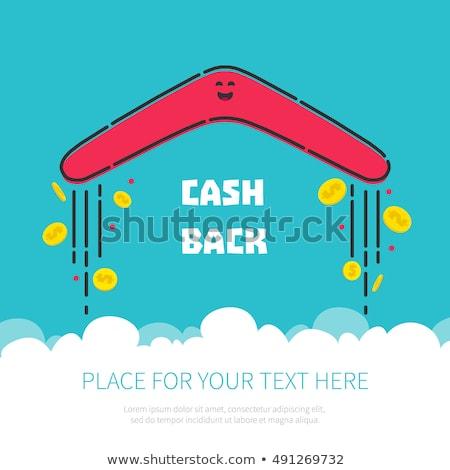 online shopping emblem cartoon vector banner stock photo © robuart