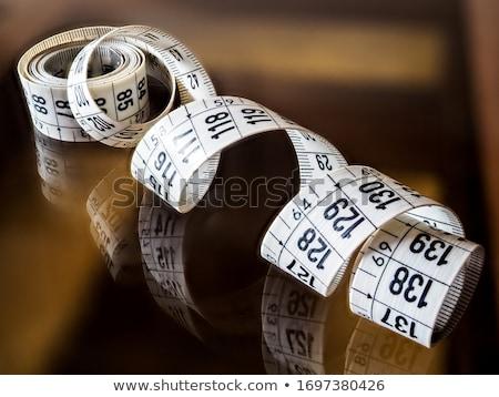 Taking measures Stock photo © pressmaster