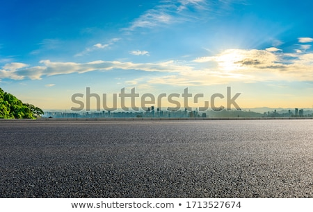 Empty road Stock photo © CaptureLight