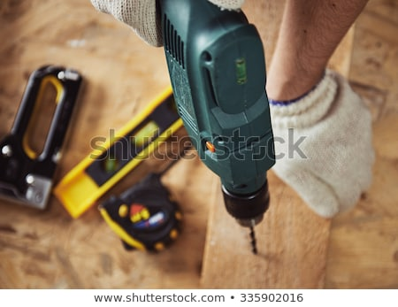 Craftsman tools hand Stock photo © photography33