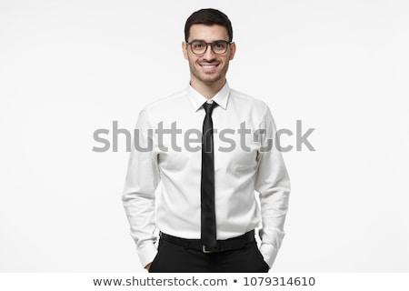рубашку · выстрел - Сток-фото © devon
