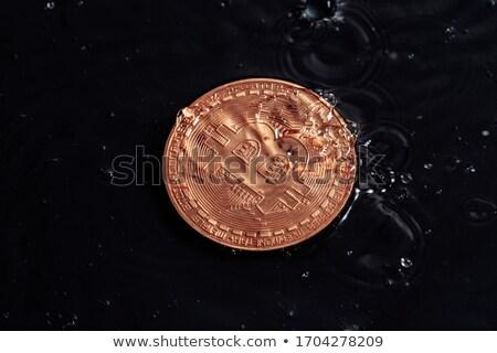 Net Income Concept on Dark Digital Background. Stock photo © tashatuvango
