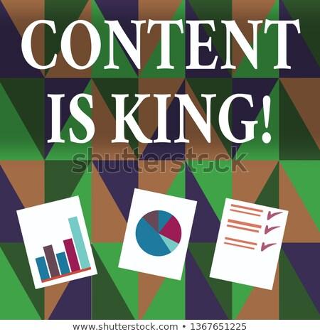 Internetu schemat blogging znaczenie Zdjęcia stock © stuartmiles