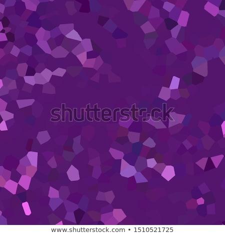 Purple два кристалл свечу стали Сток-фото © vanessavr