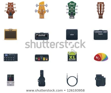 Guitar Multi Effects Pedal Stok fotoğraf © tele52
