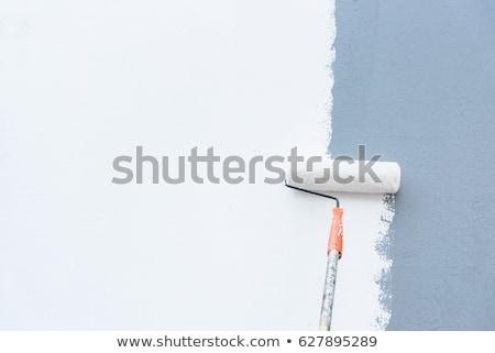 メンテナンス ツール 塗料 eps10 孤立した 白 ストックフォト © LoopAll