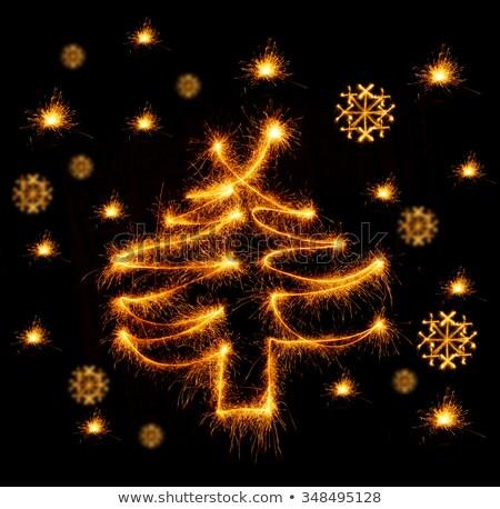 Navidad · concierto · ilustración · fiesta · ninos · sonriendo - foto stock © vlad_star