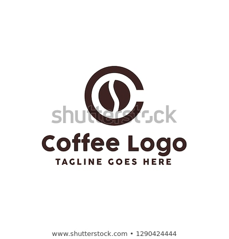 A letter C for coffee Stock photo © bluering