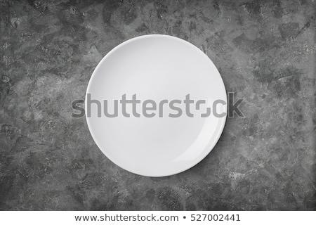 Directamente tiro cubiertos servilleta mesa Foto stock © wavebreak_media