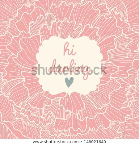 Vintage · розовый · роз · ретро · Розовые · розы - Сток-фото © tasipas