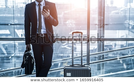 Business Travel Trip Services Background Stock photo © olivier_le_moal