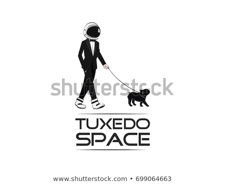 boots walking logo vector icon design Stock photo © blaskorizov