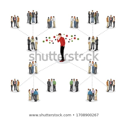 Virus Spread Control Stock photo © Lightsource