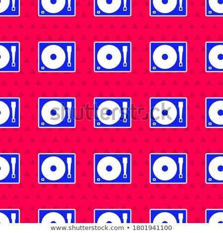 蓄音機 ビニール ディスク レトロな サウンド ストックフォト © barsrsind