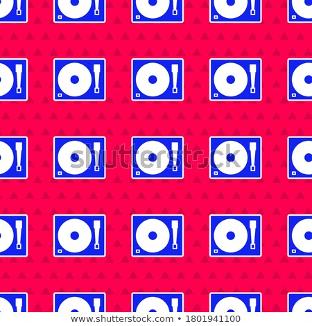 Gramofon vinil disk Retro ses Stok fotoğraf © barsrsind
