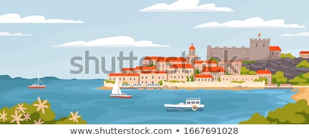 sea ship Stock photo © perysty