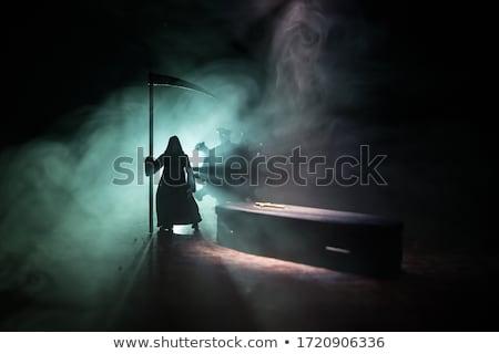 Grim Reaper Victim Stock photo © cteconsulting