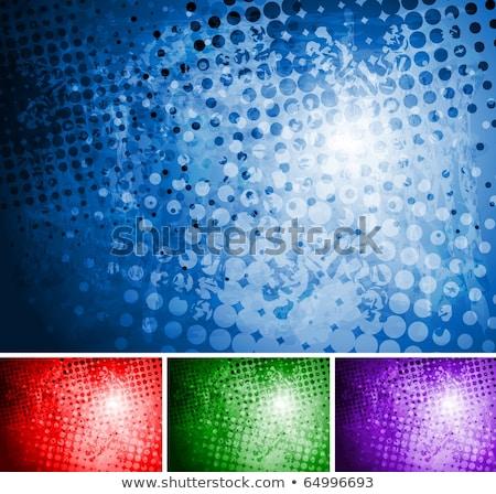 Résumé grunge bleu lumière design Photo stock © gladiolus