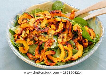 スカッシュ 画像 いくつかの サツマイモ 食品 農業 ストックフォト © nialat