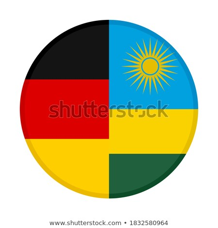 Germany and Rwanda Flags Stock photo © Istanbul2009